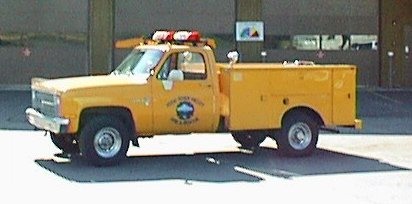 Apparatus of the west side fire department for West valley motor vehicle